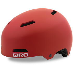 Giro Dime FS Helmet Youth matte dark red
